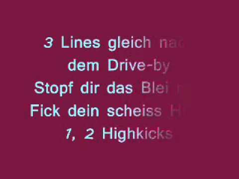 Haftbefehl ft. Saipha & Xraab - Cho du weisst lyrics