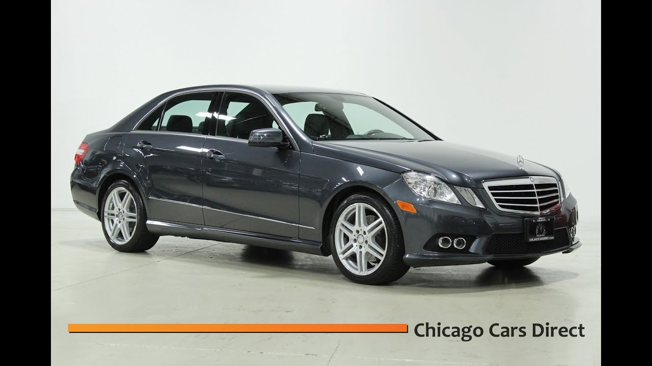 chicago cars direct presents this 2010 mercedes benz e350