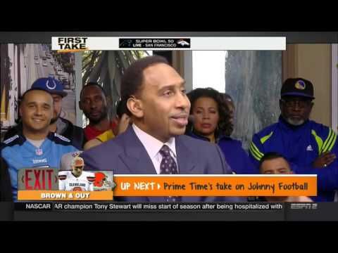 Deion Sanders Weighs In On Whether Russell Wilson Is Better Than Cam Newton! - ESPN First Take