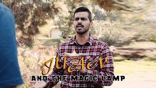 Juan and the Magic Lamp | David Lopez