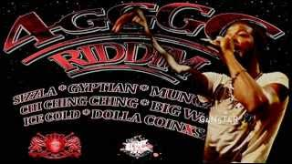 Gyptian - Roll Out - 4GGGG Riddim - UPT 007 Records - April 2014