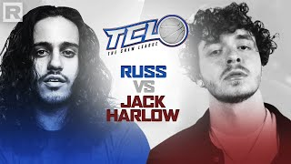Russ vs Jack Harlow - The Crew League (Episode 1)