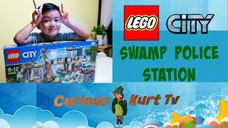 Lego City 60069 Swamp Police Station - Speed Build