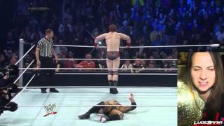 WWE Smackdown April 18, 2014 Batista vs Sheamus Live Commentary