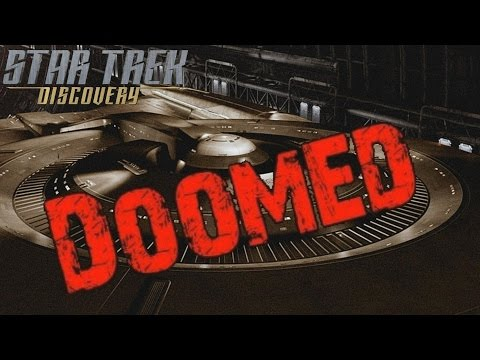 Star Trek Discovery is Doomed! Indiana Jones and Deadpool 2 are Saved!