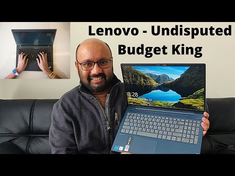 Lenovo Ideapad 5 15ITL05 | 11th Gen Intel Core i7-1165G7 | Unboxing | Review | First Impressions