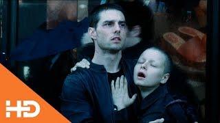 Джон и Агата скрываются в торговом центре ✦ Особое мнение (2002)
