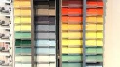 Kaakelikeskus laattaopas - intro värit