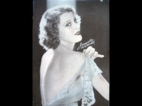 JEANETTE MACDONALD   FORD SUNDAY EVENING HOUR 1945 BROADCAST