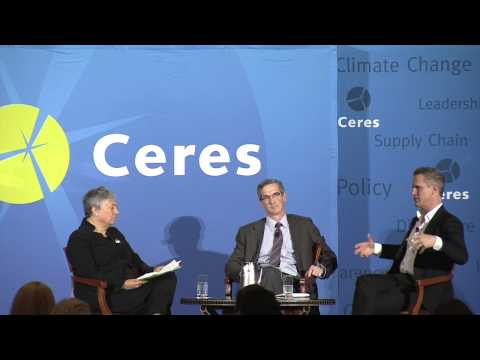 Igniting Innovation: A Vision for the Clean Energy Future - Ceres Conference 2015