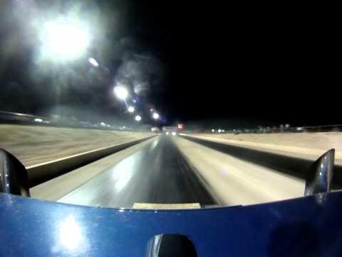 Desert Thunder Raceway 8-31-12 Taquache vs Saxon 1