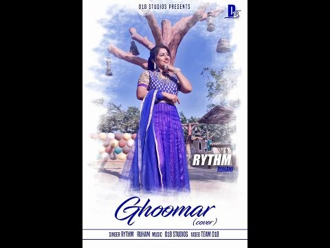 Padmavati Ghoomar cover song by Rythm Ruhani| Deepika Padukone |New Hindi songs 2017