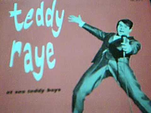"Teddy Raye ""Rock a beatin boogie """