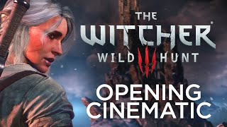 The Witcher 3: Wild Hunt Opening Cinematic - Golden Joystick Awards 2014