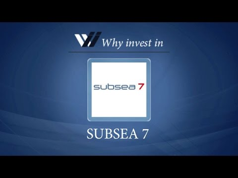 Subsea 7 - Why invest in 2015
