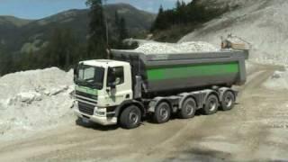 GINAF Trucks bv - GINAF X 5364 T for Bärnthaler
