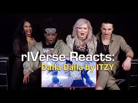 rIVerse Reacts: Dalla Dalla by ITZY - M/V Reaction