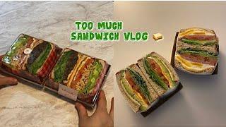 초간단 건강하고 맛있는 샌드위치 만들기  | 건강한 다…