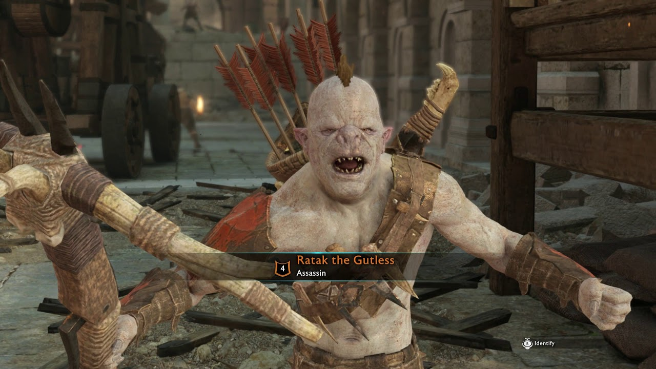 Middle Earth Shadow of War Unlock Brutalize Skill