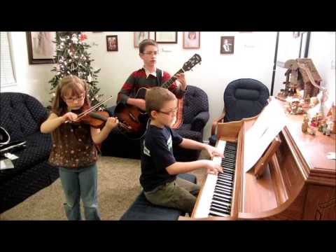 Deck the Hall Guitar/Piano/Violin Trio