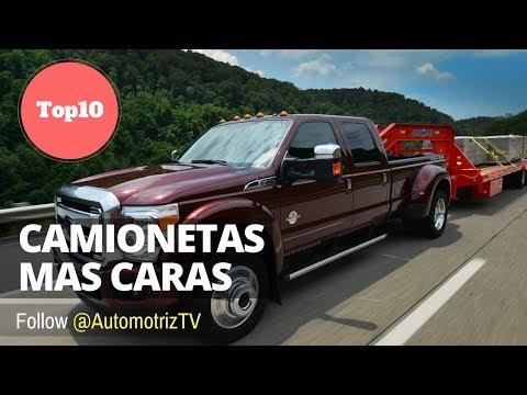 🔥10 Camionetas más Caras del Mundo