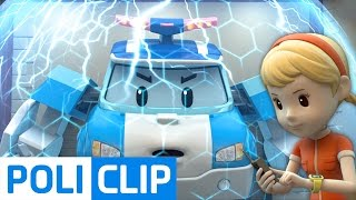 Lightning protection | Robocar Poli Clips