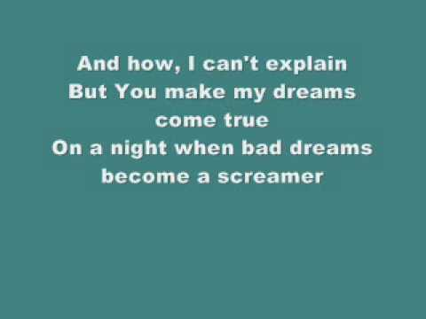 Hall And Oats You Make My Dreams Come True Lyrics Youtube