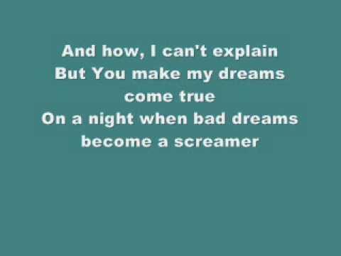 Hall and Oats - You make my dreams come true lyrics - YouTube