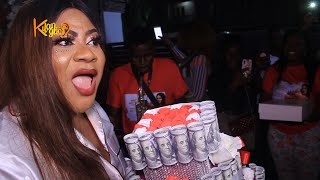 Nkechi Blessing gets surprising $10,000 #3.6m as she celebrate 31st birthday | KILARIGBO LIVE