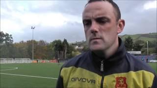 Chris Hughes reacting to GAP defeat