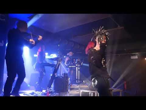 THE CRÜXSHADOWS - DECEPTION live Bi Nuu Berlin 24.09.2017 The Astromythology Tour 2017
