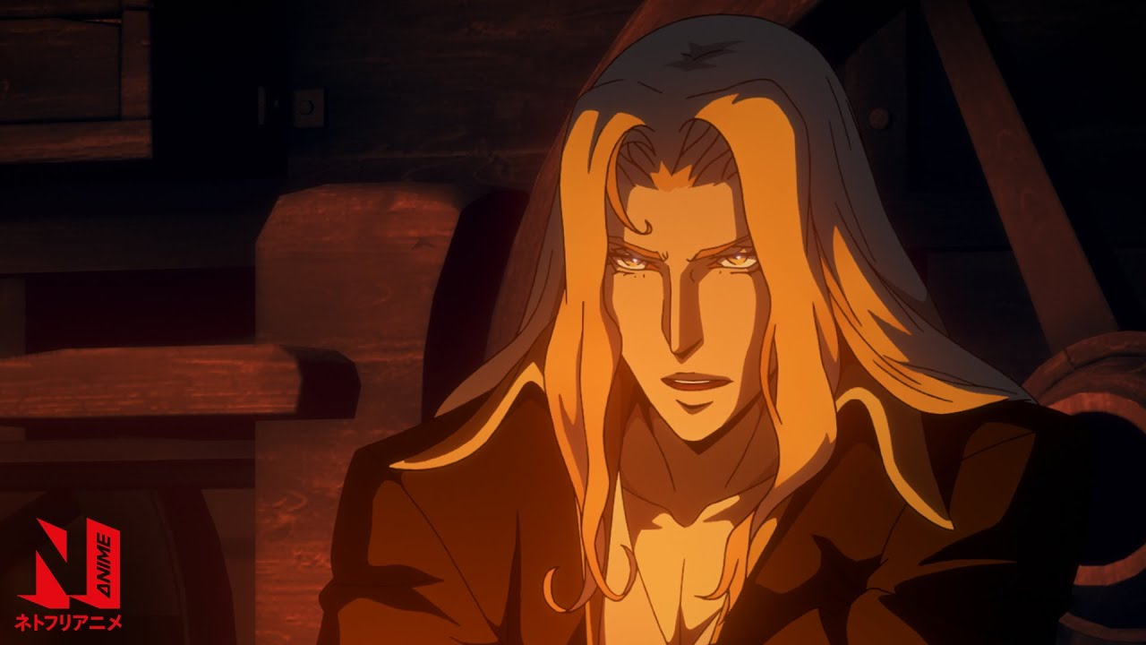 The End is Nigh: Netflix's 'Castlevania' Series is Wrapping Up, and ...