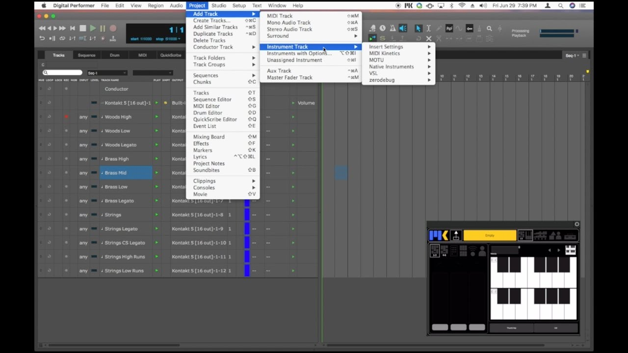 Composer Tools Pro Knowledgebase - MIDI Kinetics