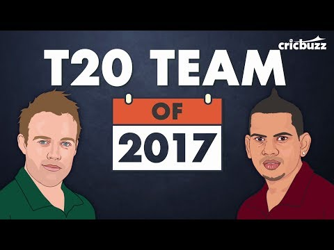 T20 XI of 2017