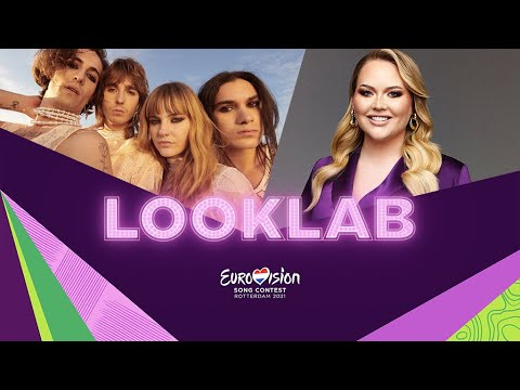 LookLab  Måneskin? Italy ?? with NikkieTutorials