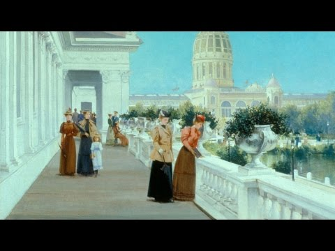 Mary Cassatt & Women at the Chicago World's Fair