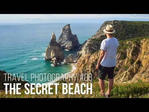 SECRET BEACH in Portugal | Travel Photography #08