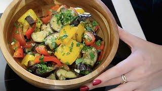 Салат с #Маринованными Баклажанами 🔥 Козырной Рецепт моей Мамы | Margo