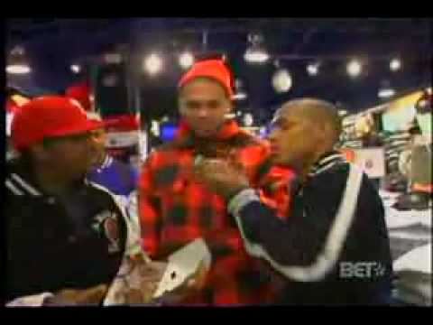 Bow Wow , Omarion and Chris Brown shoppin