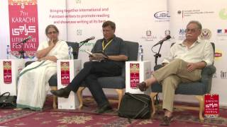 KLF-2016: Book Launch: Eqbal Ahmad Critical Outsider and Witness in a Turbulent Age (6.2.2016) 2017 Video