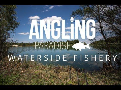 Angling Paradise - Waterside Fishery