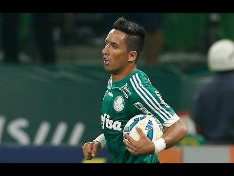 Lucas Barrios ● Palmeiras ● Skills & Goals ● 2015 ►HD