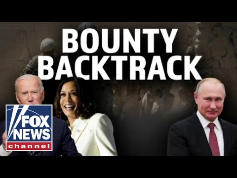Media, Dems pushed 'debunked' Russia bounty story for months