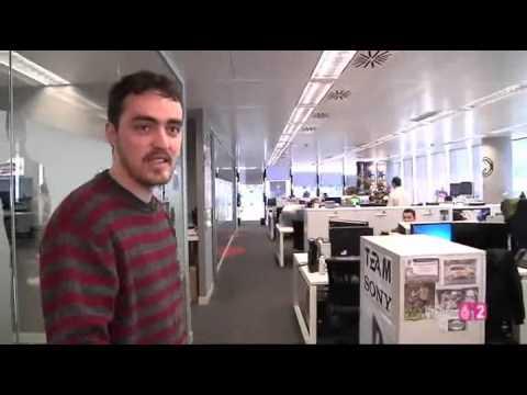 Mundo Oficina - EA Madrid - Electronic Arts
