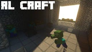 NA TYM MODPACKU WSZYSTKO CHCE CIĘ ZABIĆ - Minecraft RL Craft #2