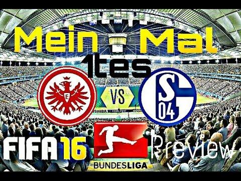 Schalke Frankfurt 2017
