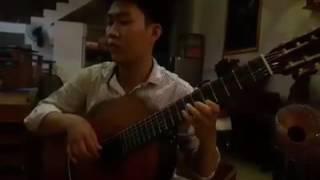 999 đoá hồng [Guitar hoà tấu] Đàm Hồng Phát-Hoàng Đức Vương