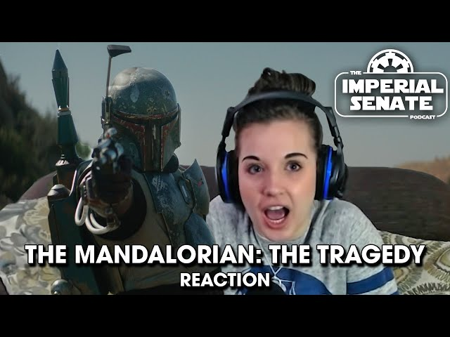 The Mandalorian: Chapter Fourteen (REACTION) S2E6