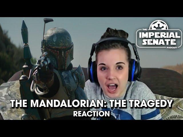 The Mandalorian: Chapter Fourteen (REACTION) S2E6