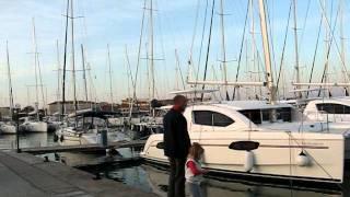 Яхтено пристанище на остров Лефкада, Гърция(30.10.2011., 2011-11-04T12:50:21.000Z)